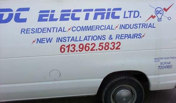 DC Electric Ltd.